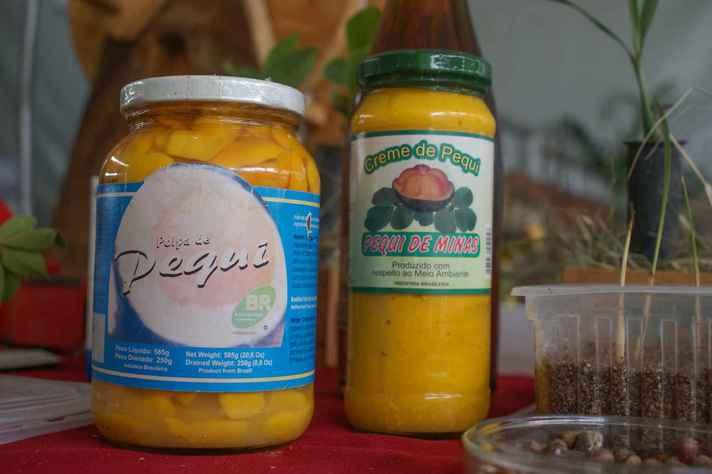 Polpas, óleos e doces com frutos do Cerrado serão analisados no trabalho