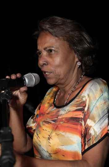 Leda Martins, diretora de Ação Cultural