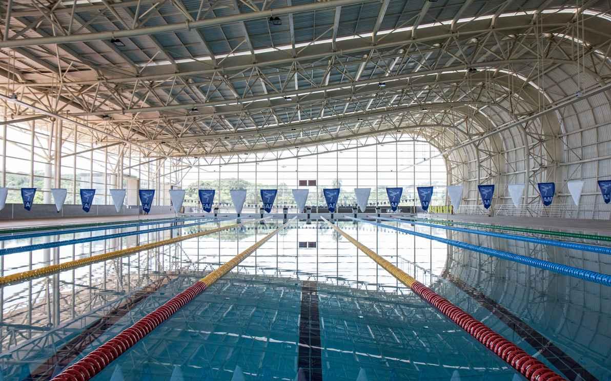 Centro de Treinamento Esportivo da UFMG.