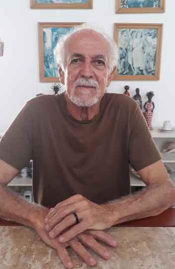 O fundador do Projeto Manuelzão, Apolo Heringer Lisboa