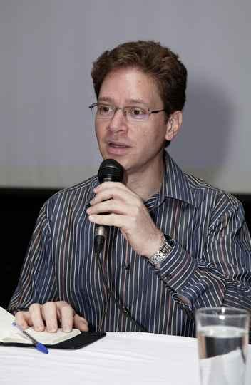 Cristiano Gurgel Bickel, vice-diretor da Escola de Belas-Artes