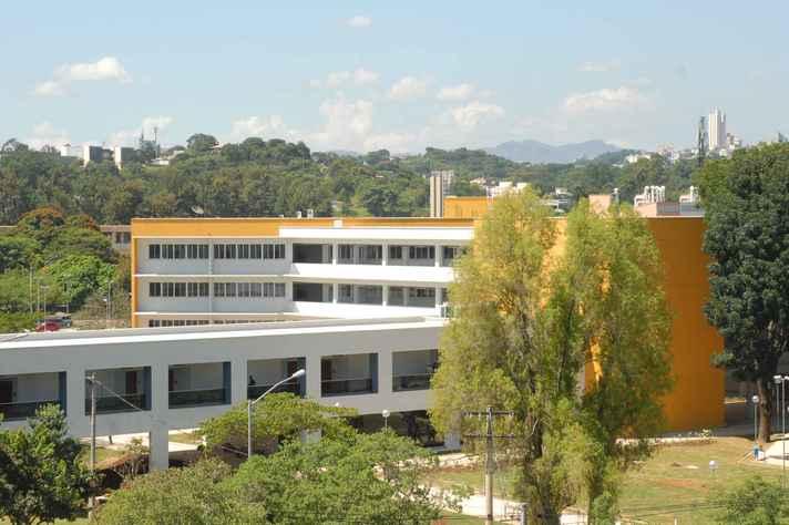 Prédio da Escola de Engenharia, no campus Pampulha, onde será realizado o Simpósio.