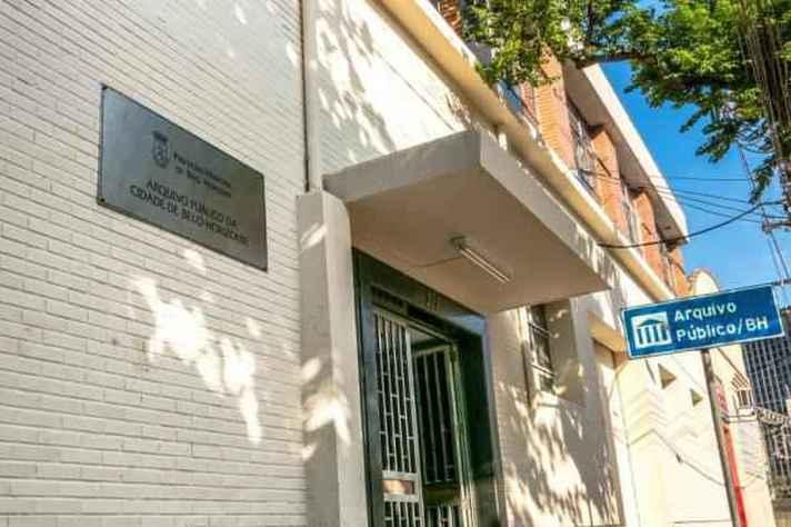 Arquivo Público reuniu documentos sobre complexo da Praça da Estação
