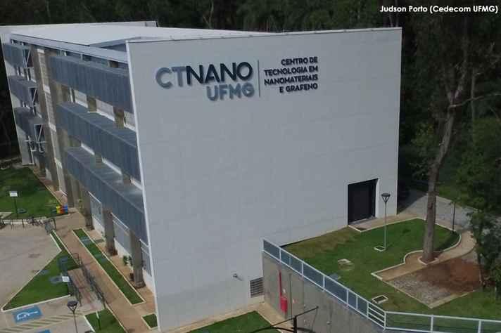 Sediado no BHTec, o CTNano conta com recursos da Finep para desenvolver pesquisas na área de energia eólica e grafeno