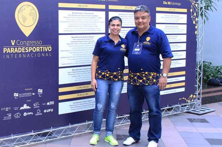Andressa de Mello trabalhou com dor e sono junto a atletas paralímpicos, e Marco Túlio de Mello foi consultor do Comitê Olímpico Brasileiro durante as Olimpíadas do Rio de Janeiro