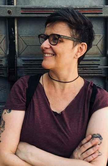 A pesquisadora Adriana Galuppo Negrão