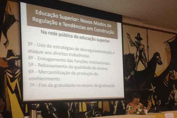 Evento traz discussão sobre Educação Superior
