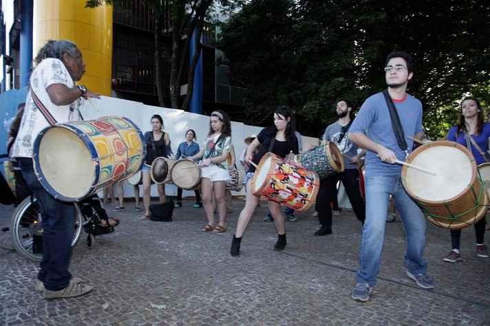 Formação pretende estimular fruição de produções artísticas e culturais a exemplo do Tambor Mineiro