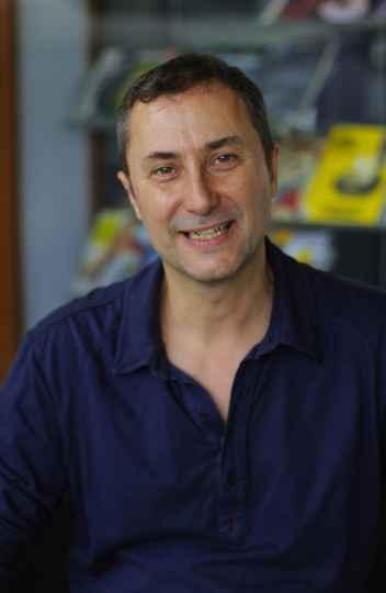 Professor Fernando Mencarelli, diretor de Ação Cultural da UFMG