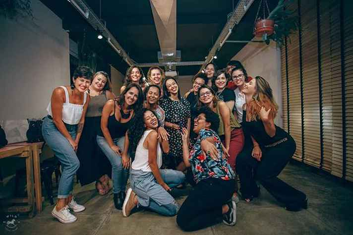 Ladies, Wine & a bit of Design é uma das iniciativas mapeadas pelo Mulheres em Círculo.