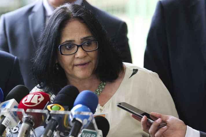 Futura ministra, Damares Alves