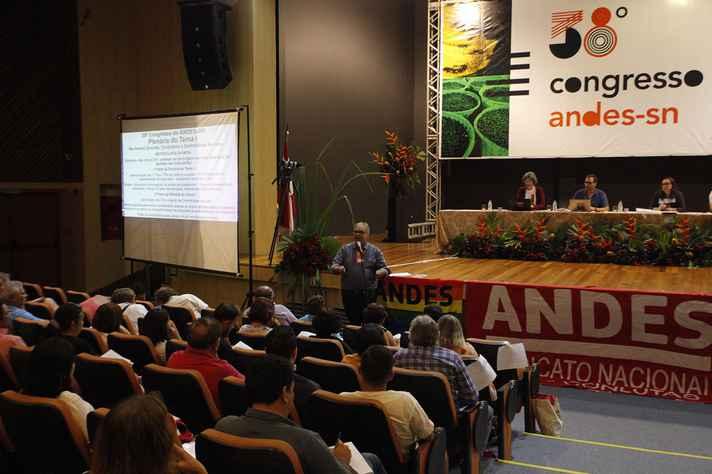Sindicato Nacional dos Docentes das Instituições de Ensino Superior (Andes) fez levantamento sobre impacto do decreto 9.725 nas universidades