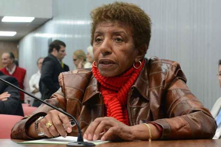 Deputada em SP, Leci Brandão relata dificuldades para ocupar espaços de poder
