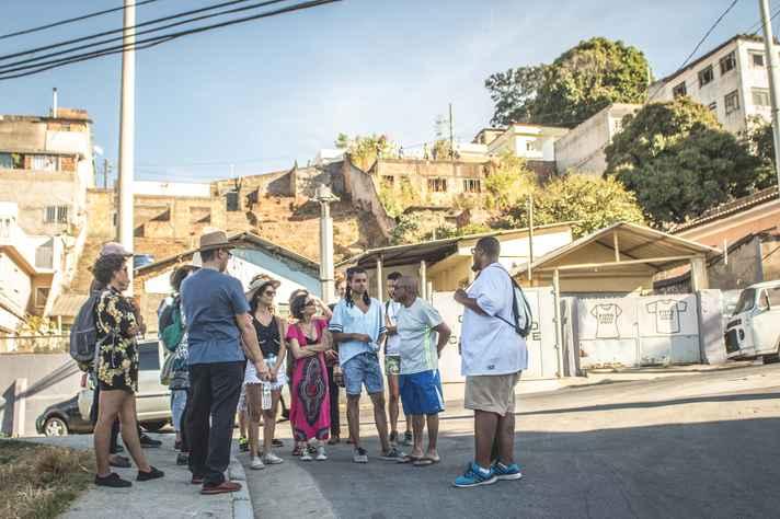 A oficina Rolêzinho na Lagoinha vai levar os participantes para um passeio à pé por ruas de Belo Horizonte