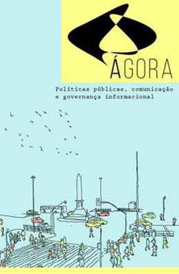 Capa da segunda edição da Revista Ágora