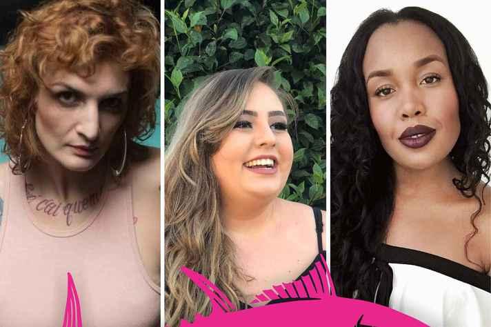 Bate papo Mulheres na Web reúne blogueiras neste domingo ,na programação do Festival Sai da Rede.