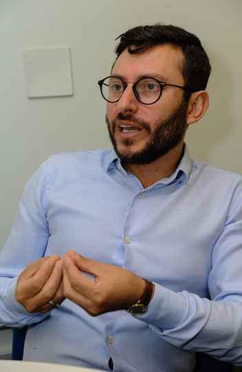 Rodrigo Vivas, diretor de ação cultural da UFMG