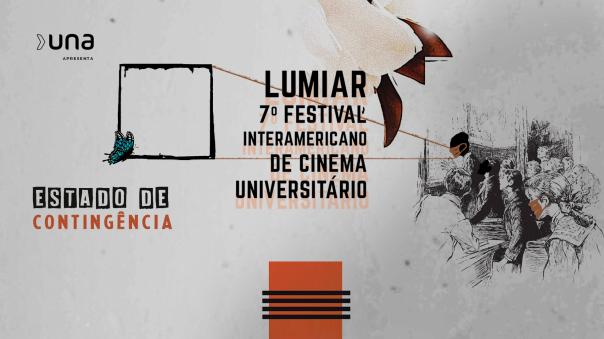 """Primeira edição online do Lumiar segue o tema  """"Estado de Contingência"""""""