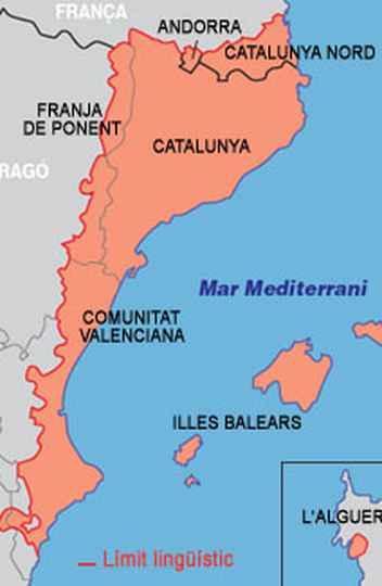 Catalão é a língua oficial de Andorra