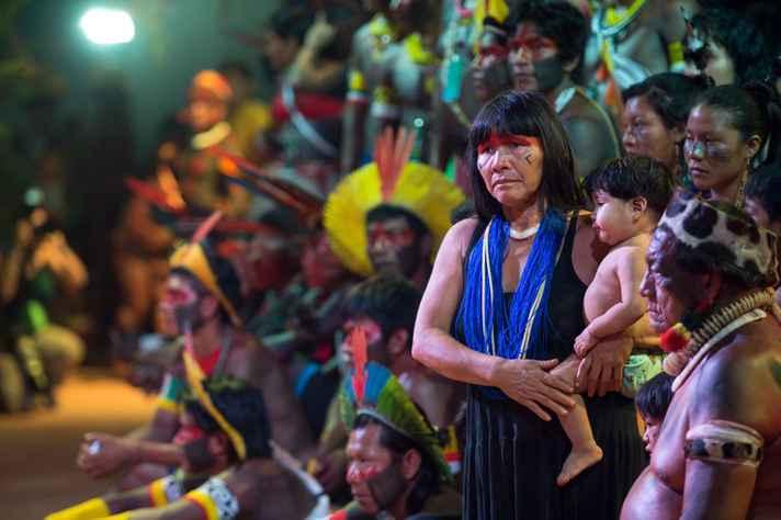 Covid-19: Cuidados para os povos indígenas