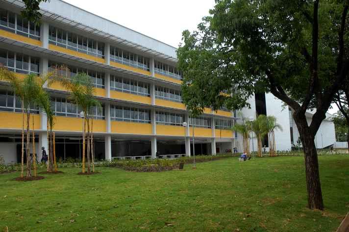 Centro de Atividades Didáticas 1, no campus Pampulha