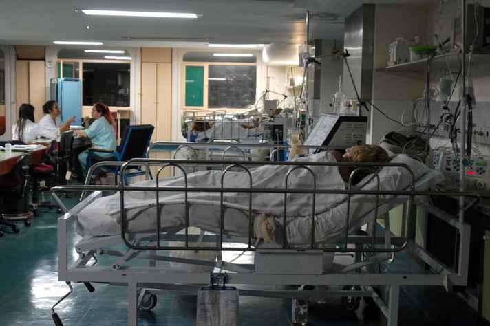 Hospital em São Paulo: