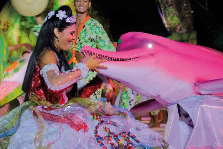 Exposição Amazônidas – um olhar sensível sobre a cultura do Tapajós.