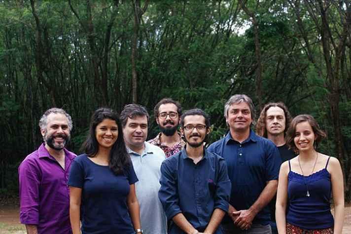 Grupo de Percussão da Escola de Música da UFMG