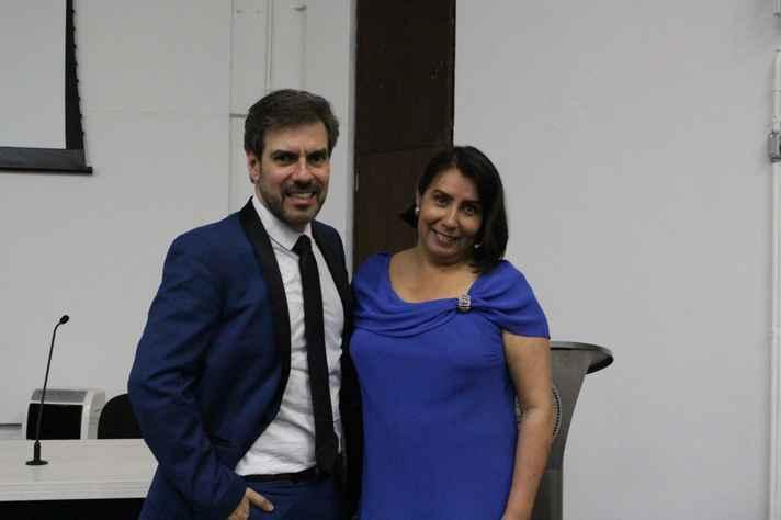Gustavo Pereira Côrtes e Lygia Paccine Lustosa