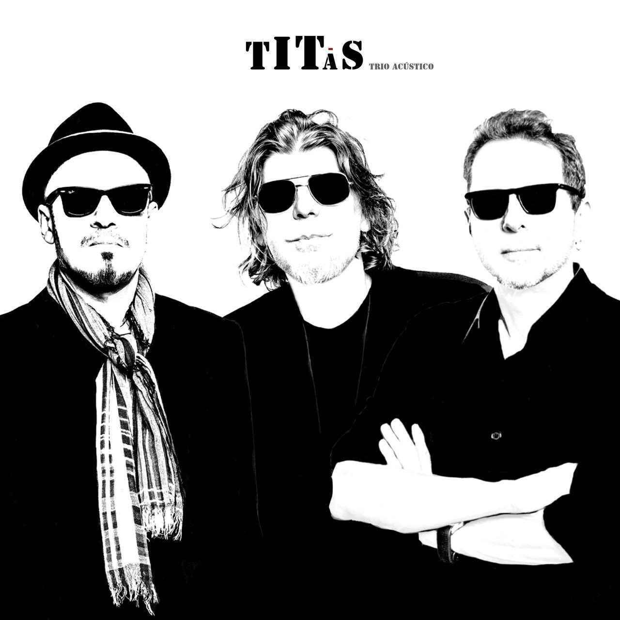 Capa da edição física do projeto Trio Acústico