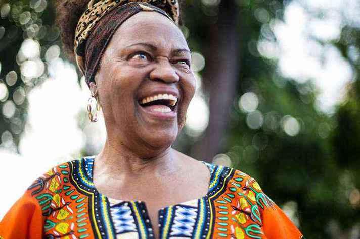 Marlene Silva, precursora das danças afro em Minas Gerais