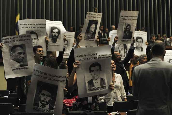 CNV confirma em relatório mais de 200 desaparecidos políticos durante a ditadura militar