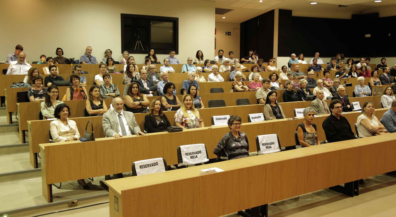 Cerimônia no CAD 3 foi acompanhada por amigos, colegas e familiares do homenageado