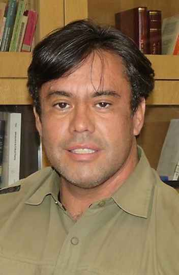 Gilberto Aranda, do Chile