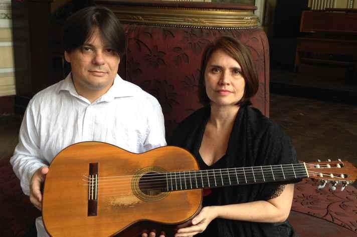Duo de música erudita Adour