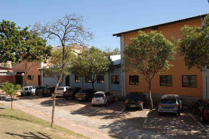 Prédio do Teatro Universitário da UFMG, local no qual será realizado o minicurso