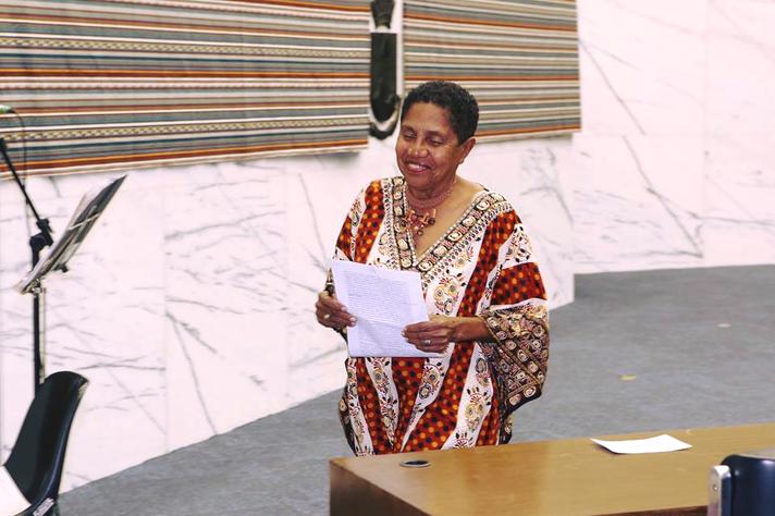 Maria Mazarello Rodrigues, fundadora e diretora da Mazza Edições