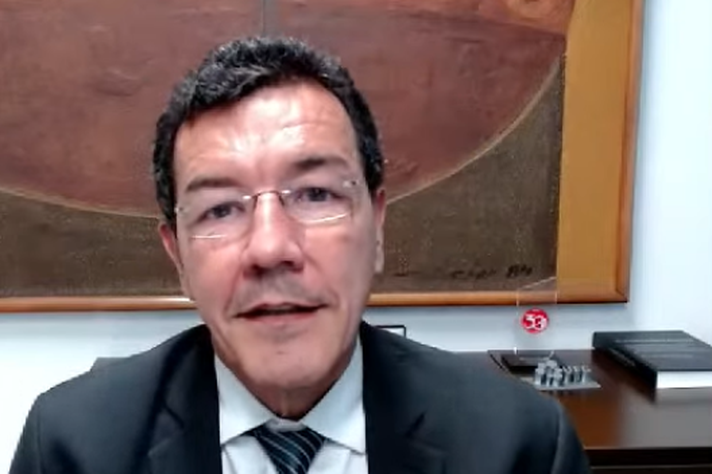 Presidente da Andifes, Edvard Brasil: trabalho em rede é um modo exemplar para todos os campos da universidade