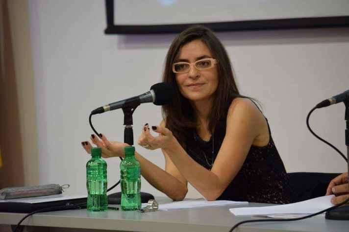 Andréa Máris Guerra, professora do Departamento de Psicologia