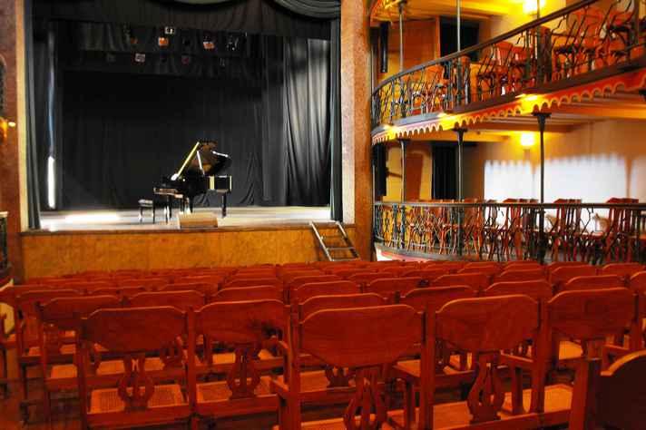 Casa da Ópera de Ouro Preto é o teatro em atividade mais antigo das Américas