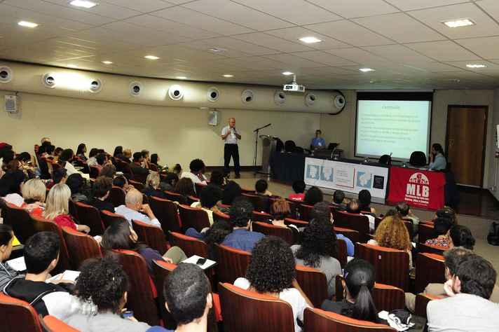 As atividades da Conferência são realizadas na Faculdade de Ciências Econômicas, no campus Pampulha
