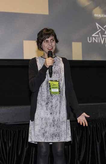 Clarisse Alvarenga, professora da FaE, é uma das responsáveis pelo eixo educativo da CineOP