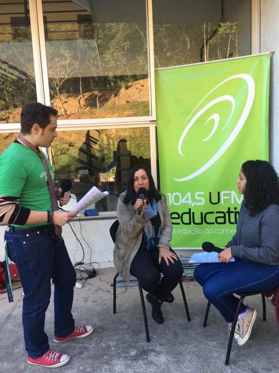 Gerente de assistência social da Fump, em entrevista à UFMG Educativa