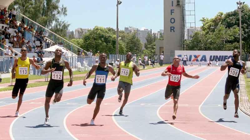 Campeonato será realizado no estádio de atletismo da Unifor