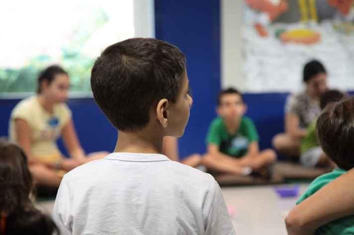 Sarau infantil: incentivo à leitura e à criação e contação de histórias