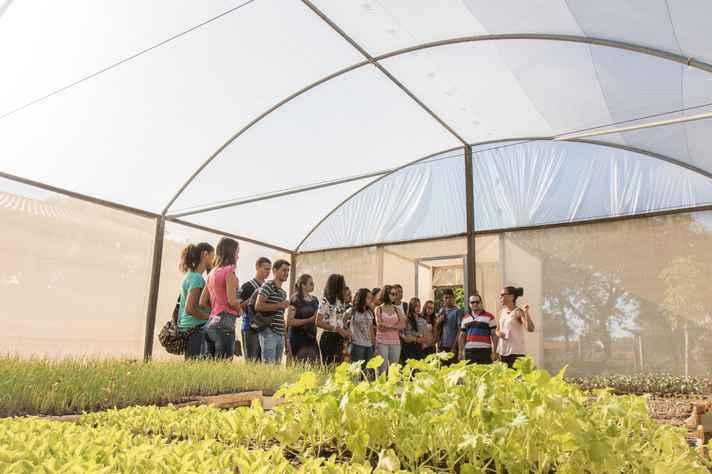 Calouros visitarão instalações de ensino e pesquisa do ICA