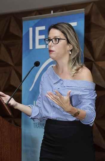 Rosana Pinheiro-Machado, professora da UFSM