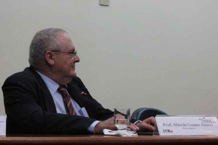 Márcio Gomes Soares: inquietação intelectual