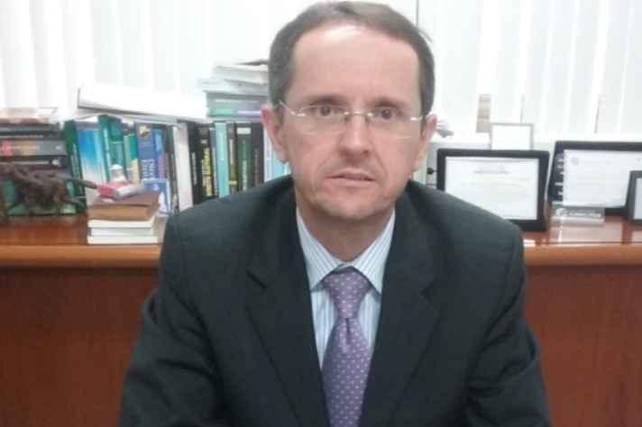 Promotor Edson Resende de Castro e coordenador eleitoral do Ministério Público de Minas Gerais