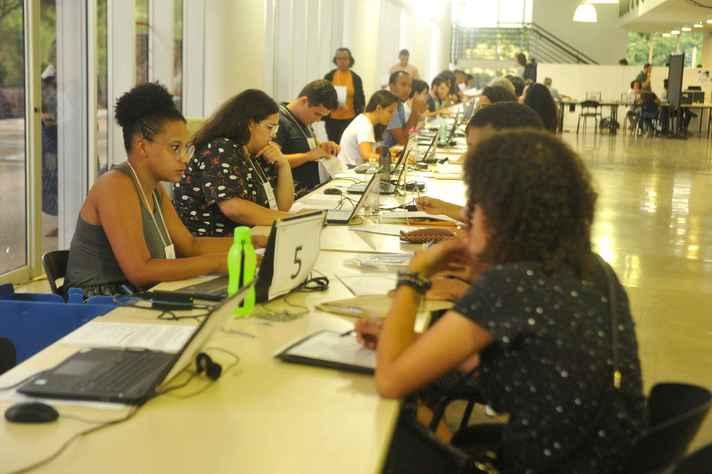 Registro presencial é feito no CAD 2, no campus Pampulha